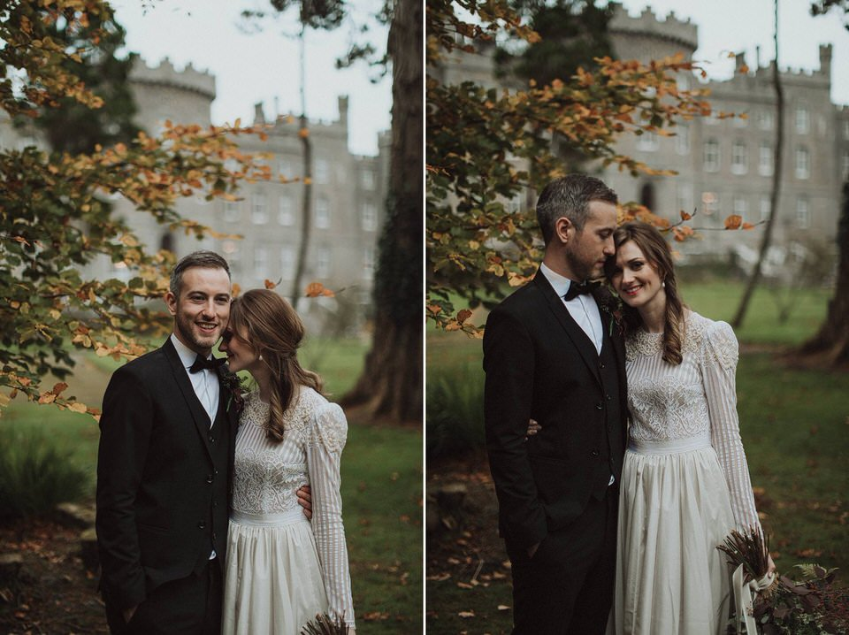 Markree Castle wedding - S&K 141