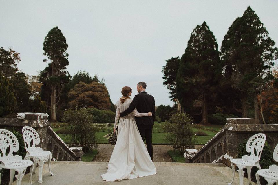 Markree Castle wedding - S&K 145