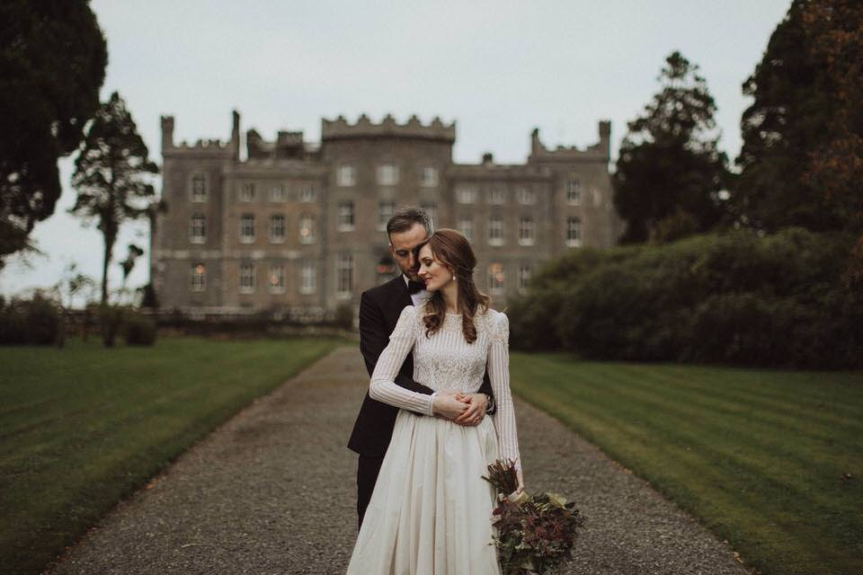 Markree Castle wedding - S&K 146