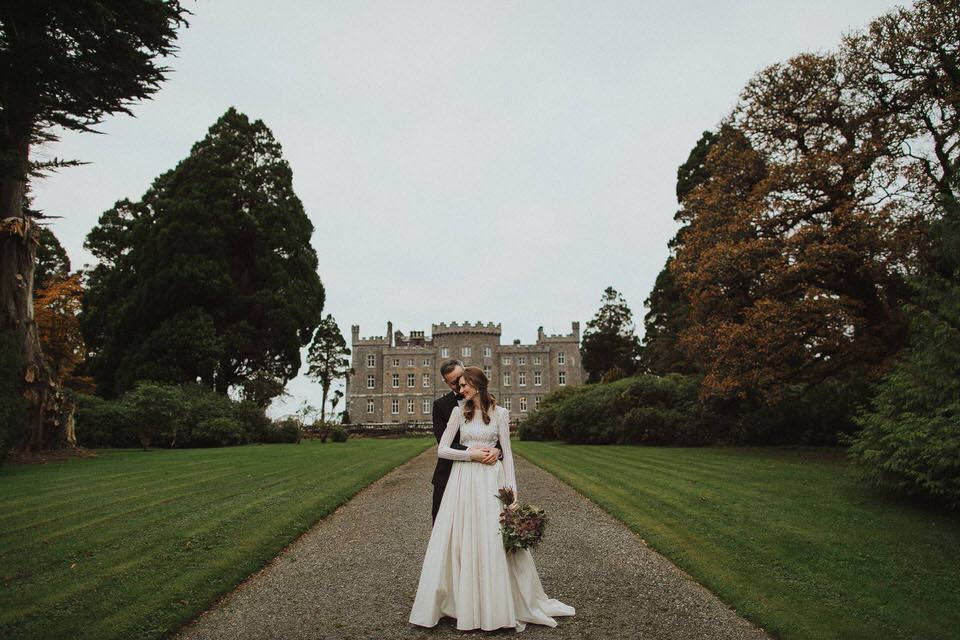 Markree Castle wedding - S&K 147