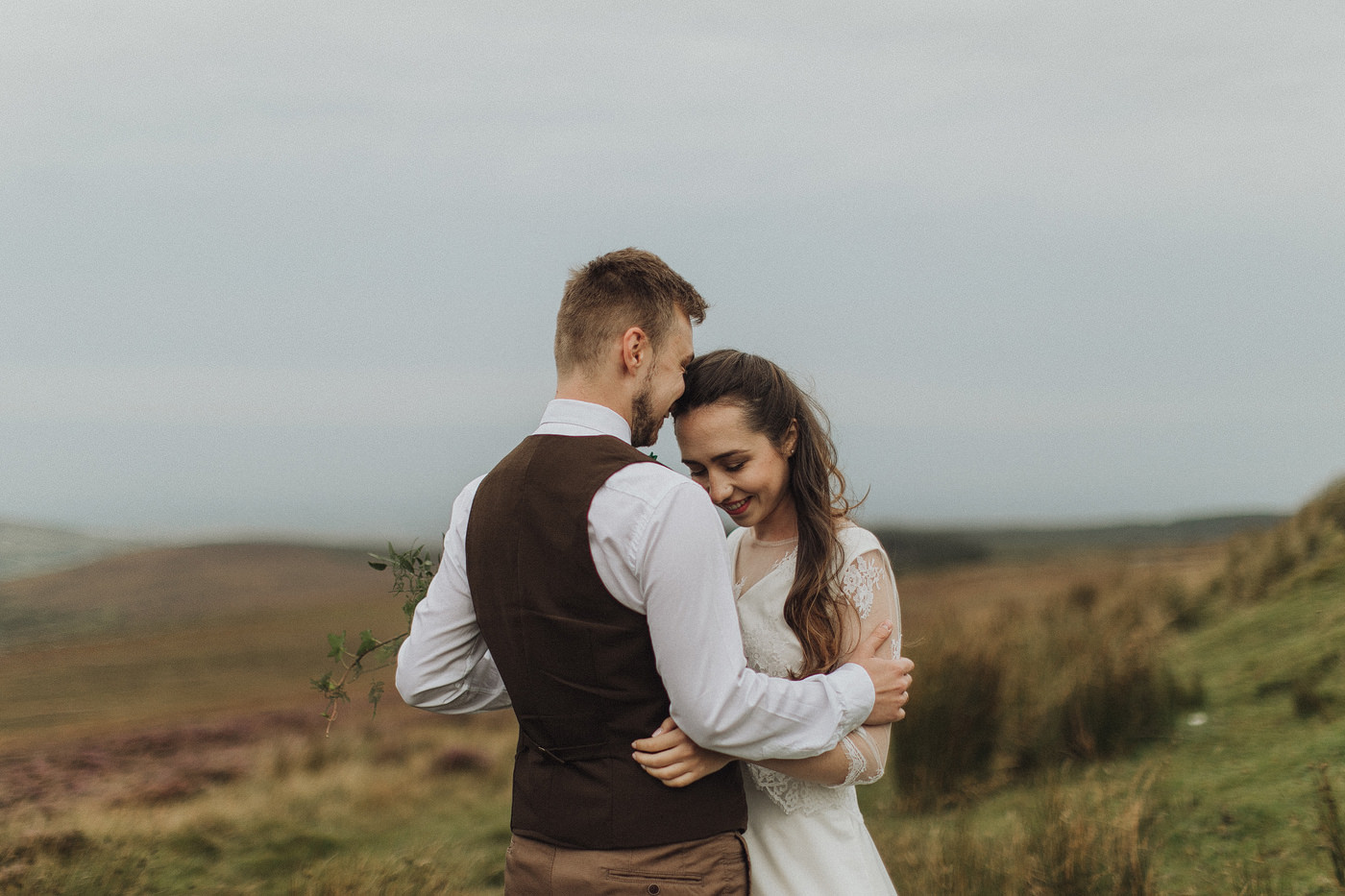 Elopement wedding photographer Ireland 2
