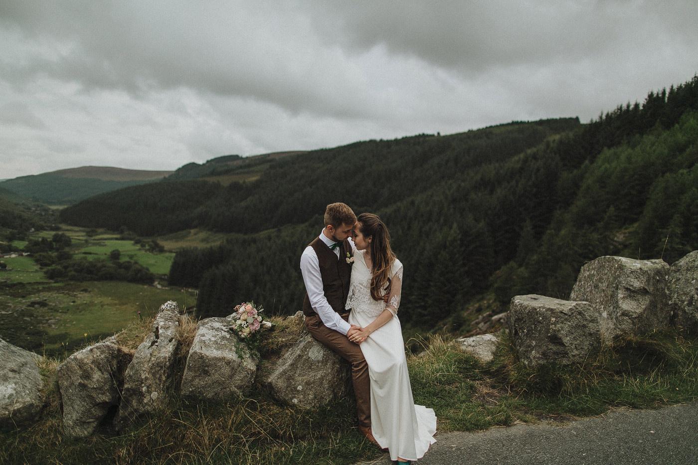 Elopement wedding photographer Ireland 34