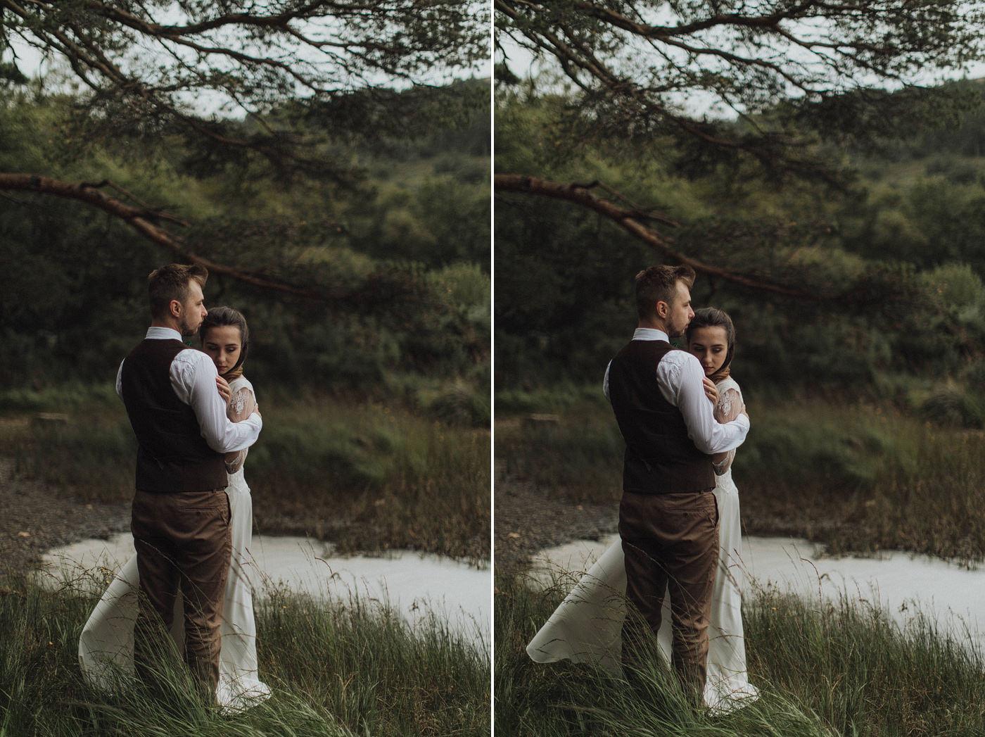 Elopement wedding photographer Ireland 47