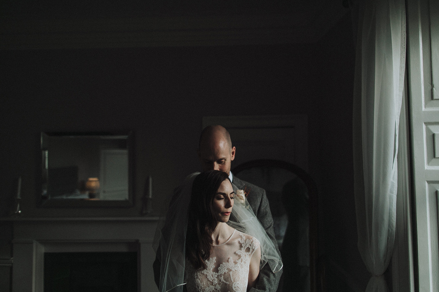 Cloughjordan House wedding - M&G - wedding photographer Ireland 10