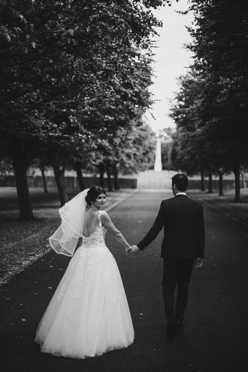fine art wedding photographer Ireland