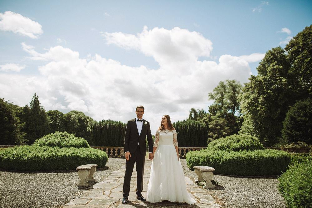 Gloster House wedding - O&M - Ireland wedding photography 1
