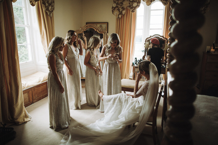 Lisnavagh House wedding - M&T - Summer Wedding Ireland 65
