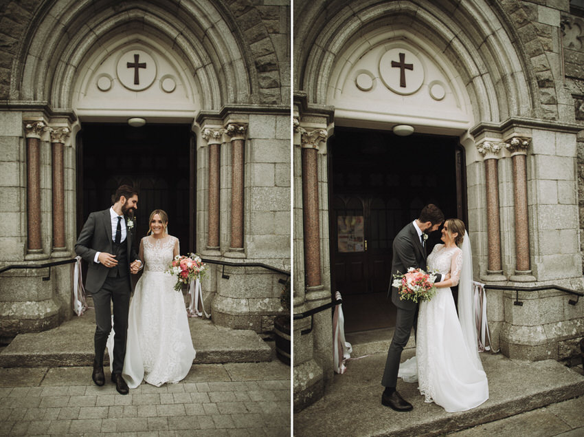 Lisnavagh House wedding - M&T - Summer Wedding Ireland 153