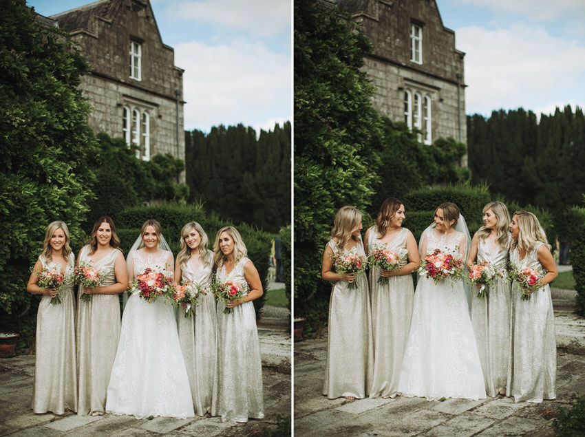 Lisnavagh House wedding - M&T - Summer Wedding Ireland 177