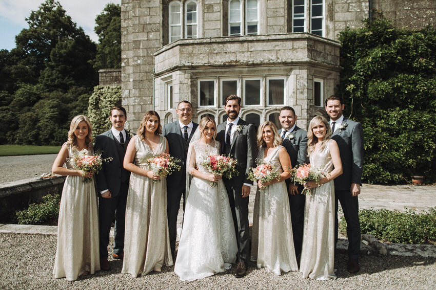 Lisnavagh House wedding - M&T - Summer Wedding Ireland 181