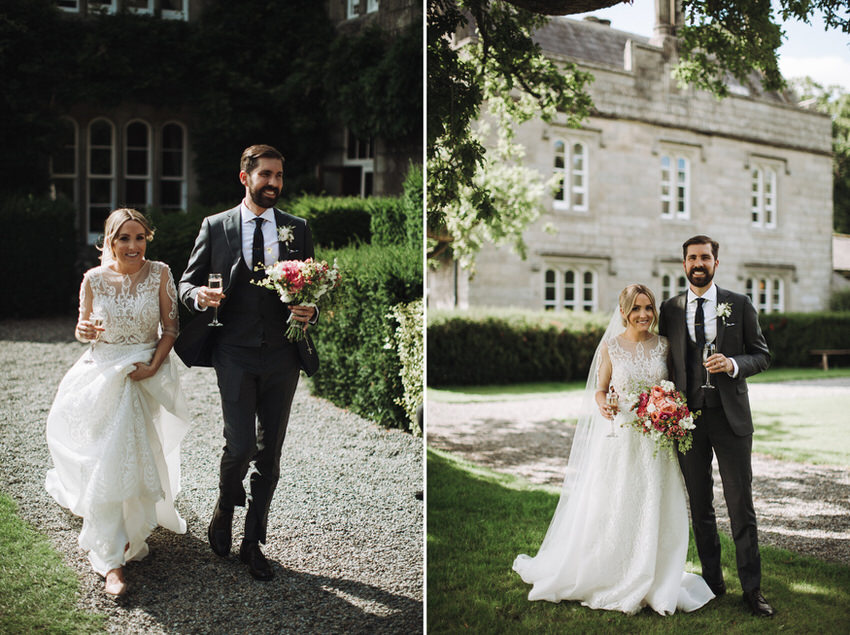 Lisnavagh House wedding - M&T - Summer Wedding Ireland 183