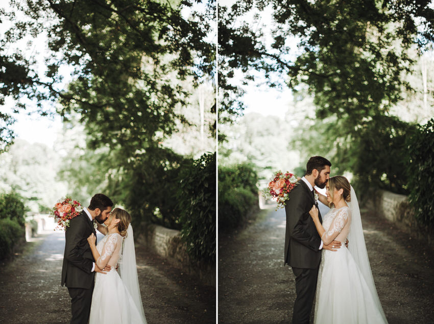 Lisnavagh House wedding - M&T - Summer Wedding Ireland 214