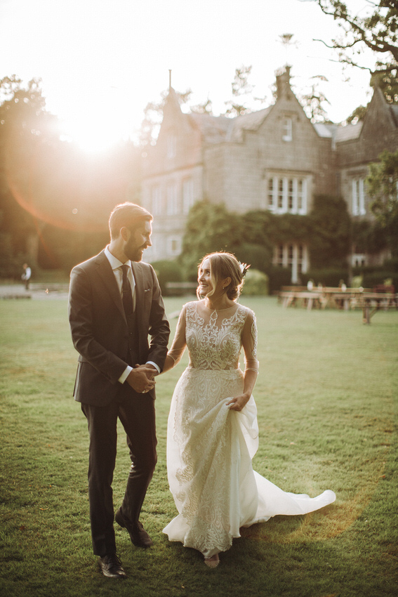 Lisnavagh House wedding - M&T - Summer Wedding Ireland 276