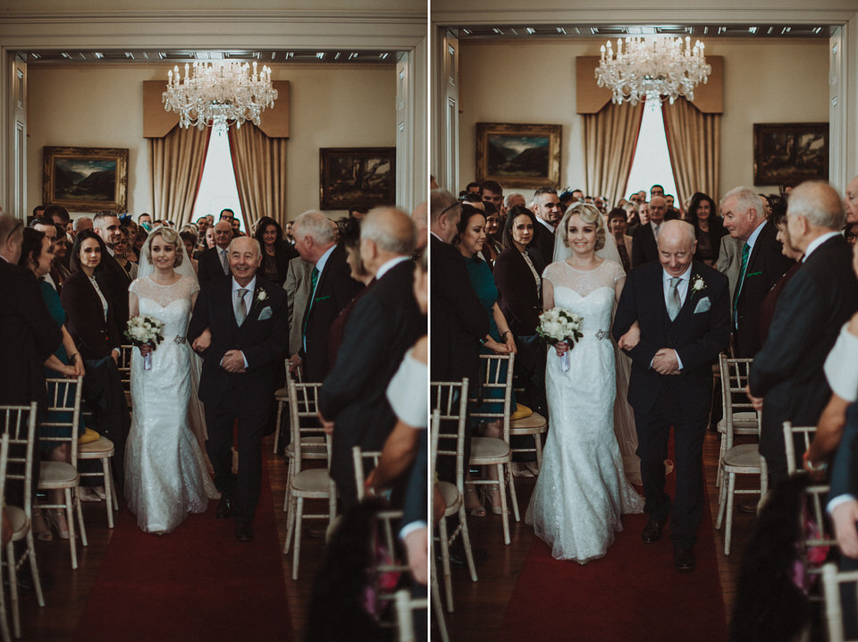 Moyvalley wedding - Balyna House ceremony - Cheryl&Conor 29