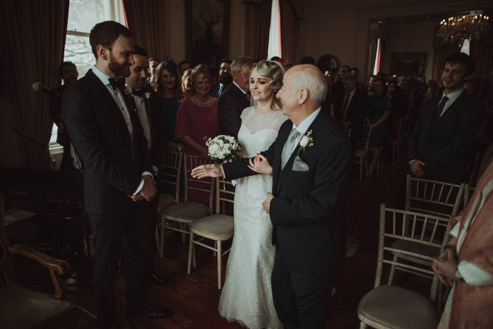 Moyvalley wedding - Balyna House ceremony - Cheryl&Conor 31