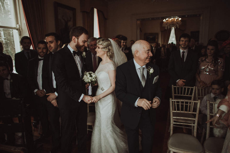 Moyvalley wedding - Balyna House ceremony - Cheryl&Conor 35