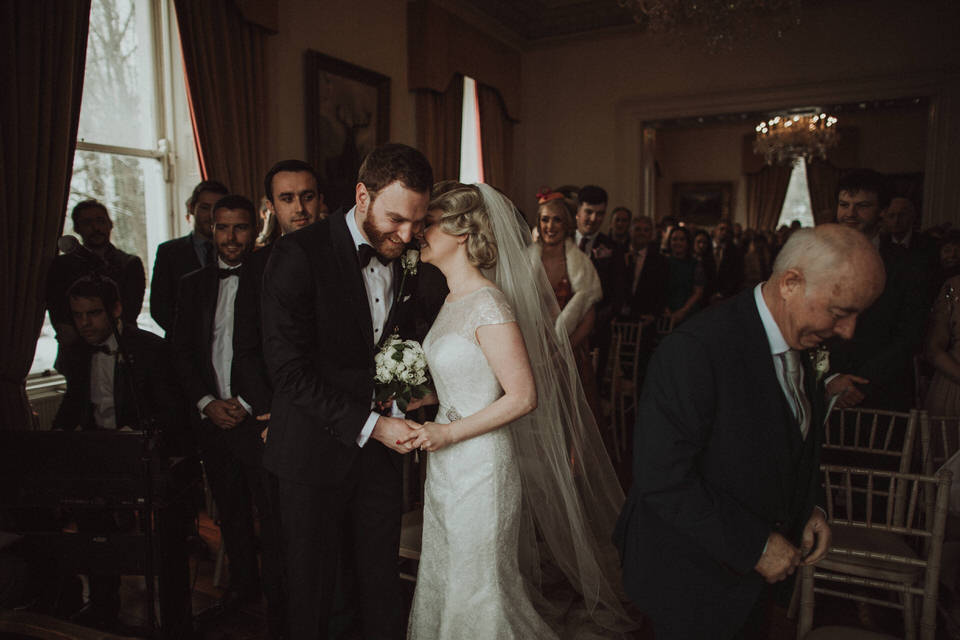 Moyvalley wedding - Balyna House ceremony - Cheryl&Conor 36