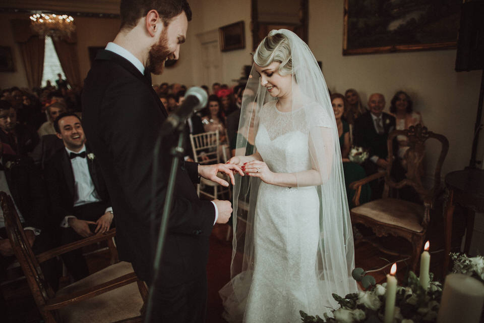 Moyvalley wedding - Balyna House ceremony - Cheryl&Conor 50