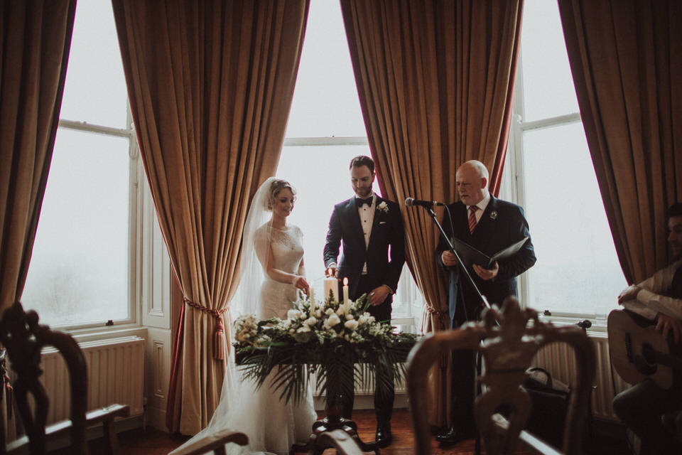 Moyvalley wedding - Balyna House ceremony - Cheryl&Conor 56