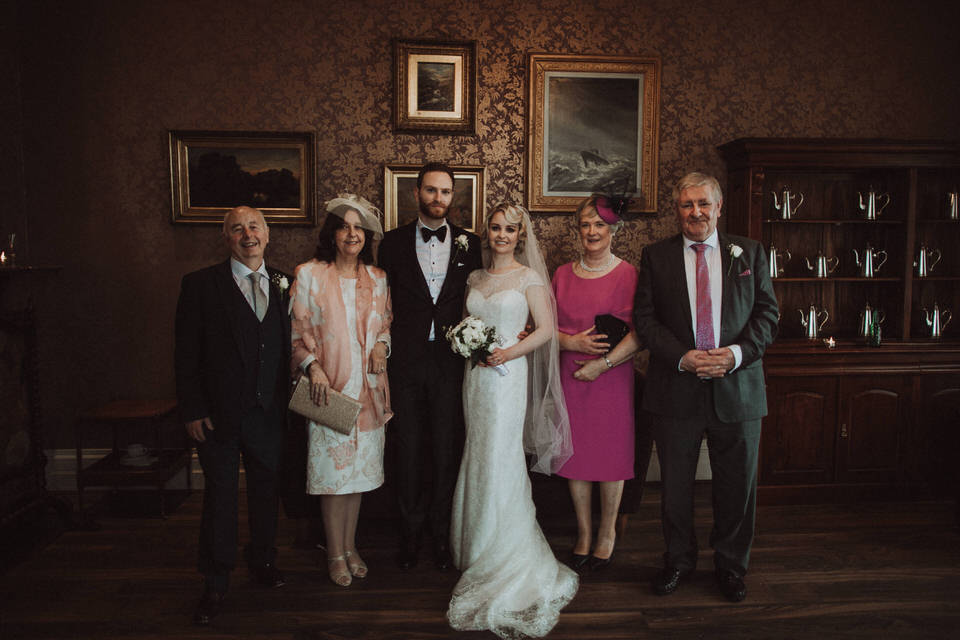 Moyvalley wedding - Balyna House ceremony - Cheryl&Conor 126