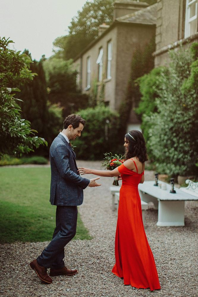 First look advice - Irish weddings 2