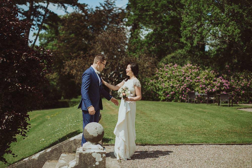First look advice - Irish weddings 1