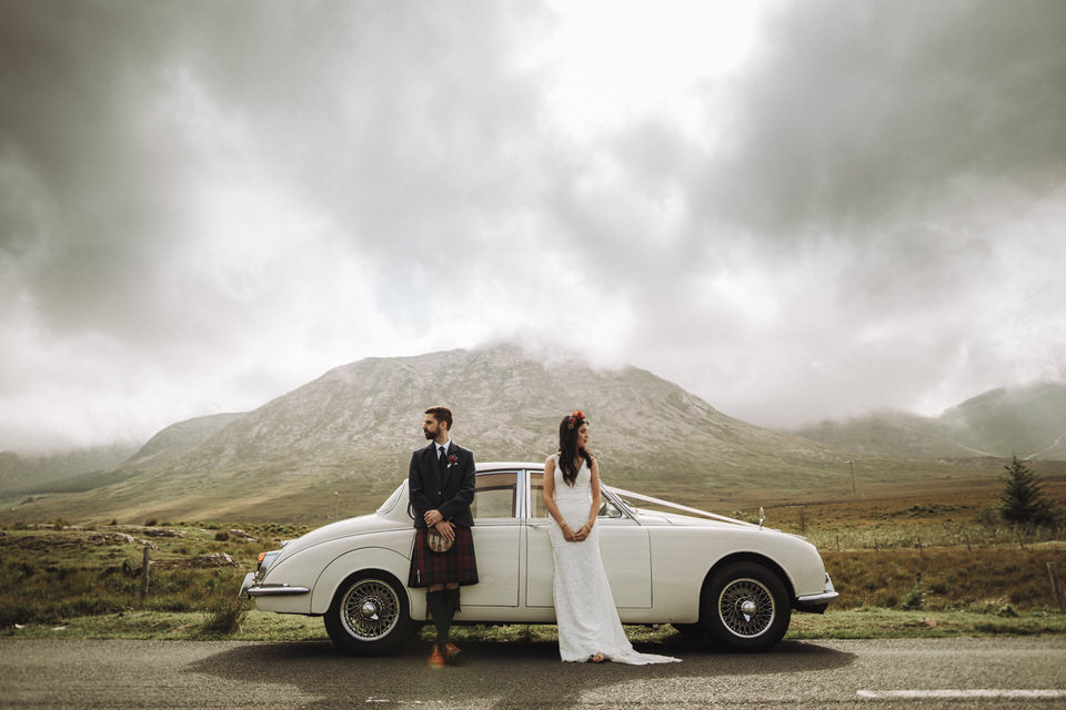 Connemara wedding - Rosleague Manor wedding - M&D 3