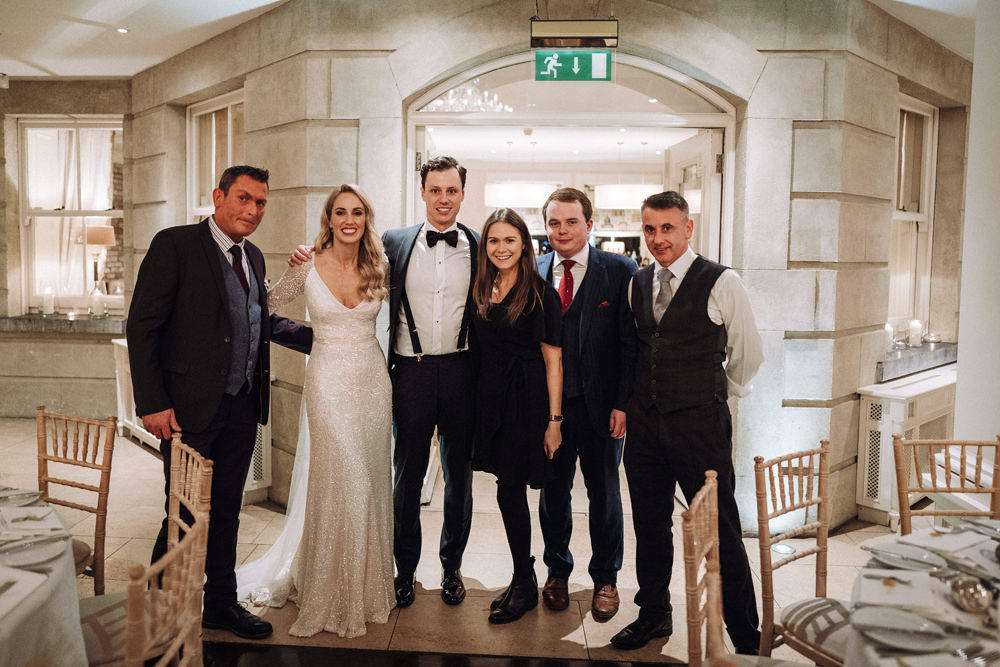 tankardstown wedding staff