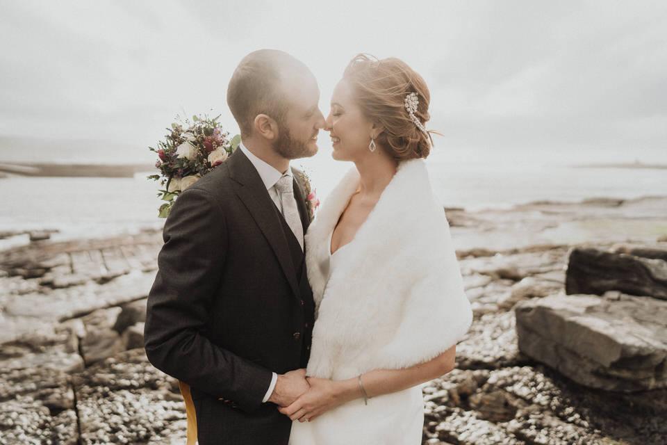Cliffs of Moher  - Doolin wedding - a few frames 10