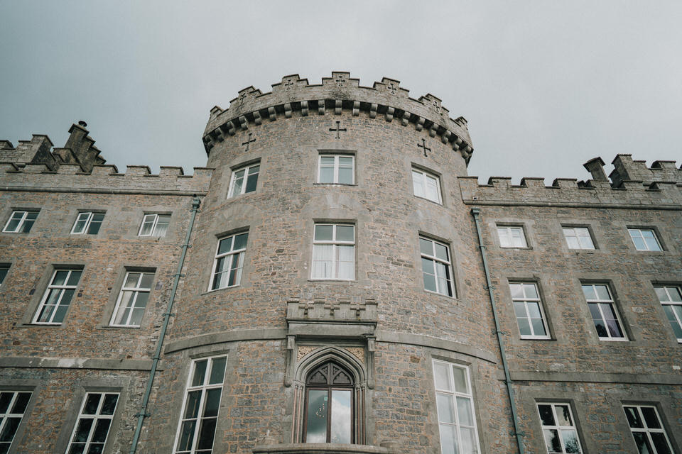 Anjelica & Andrew - Markree Castle Destination Wedding Ireland 5