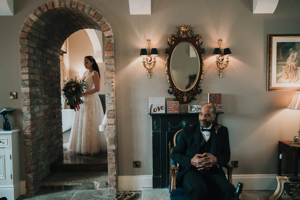 Anjelica & Andrew - Markree Castle Destination Wedding Ireland 17