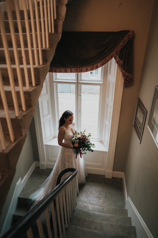 Anjelica & Andrew - Markree Castle Destination Wedding Ireland 21