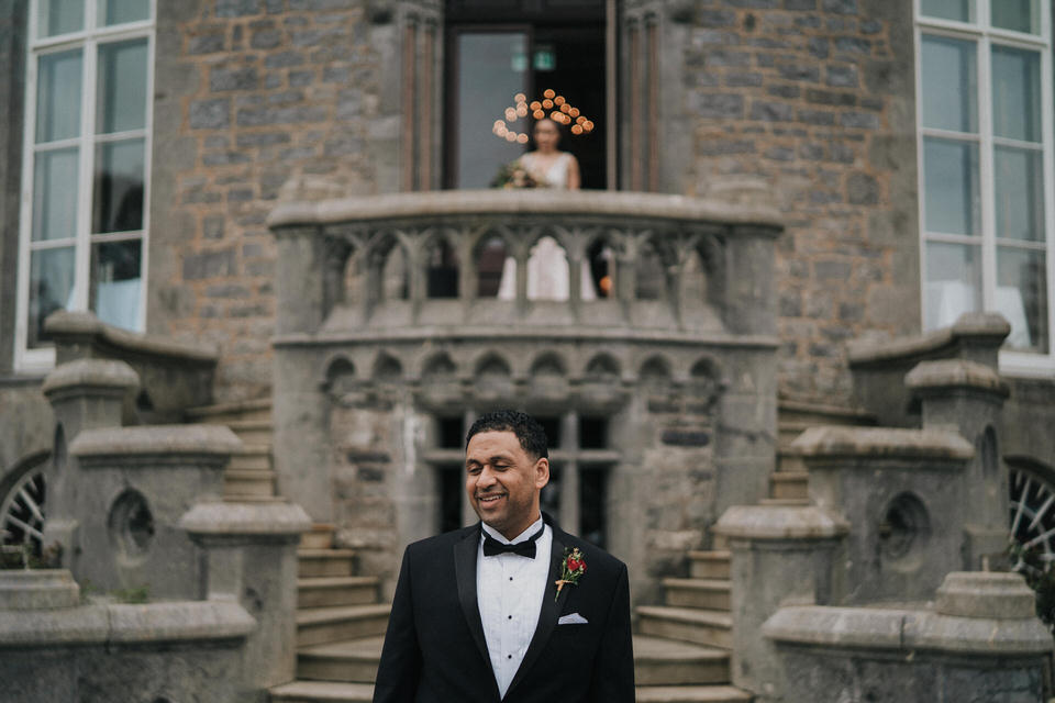Anjelica & Andrew - Markree Castle Destination Wedding Ireland 22