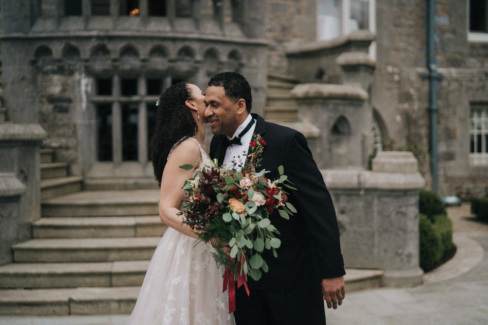 Anjelica & Andrew - Markree Castle Destination Wedding Ireland 24
