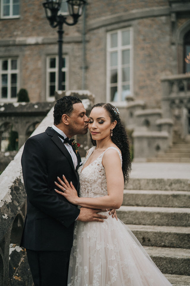 Anjelica & Andrew - Markree Castle Destination Wedding Ireland 26