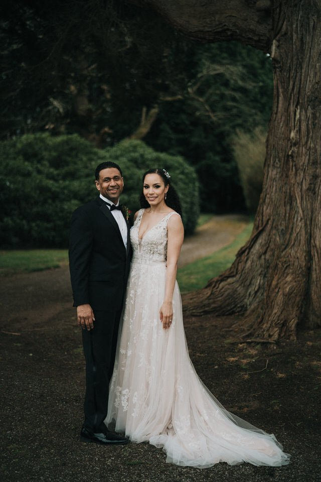 Anjelica & Andrew - Markree Castle Destination Wedding Ireland 29
