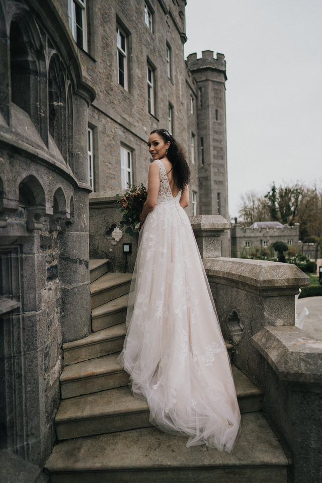 Anjelica & Andrew - Markree Castle Destination Wedding Ireland 38