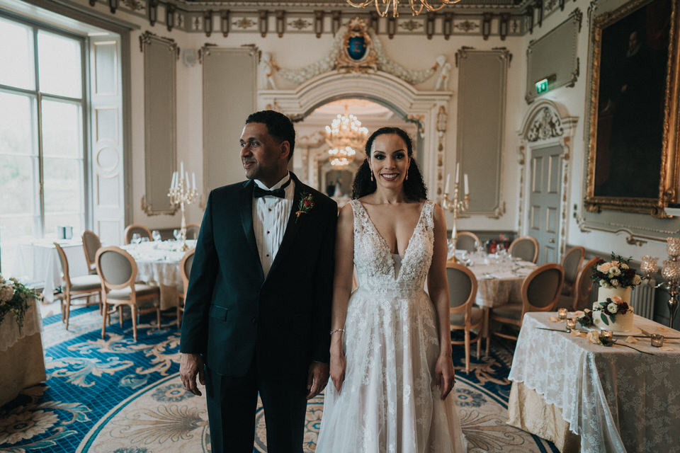 Anjelica & Andrew - Markree Castle Destination Wedding Ireland 64
