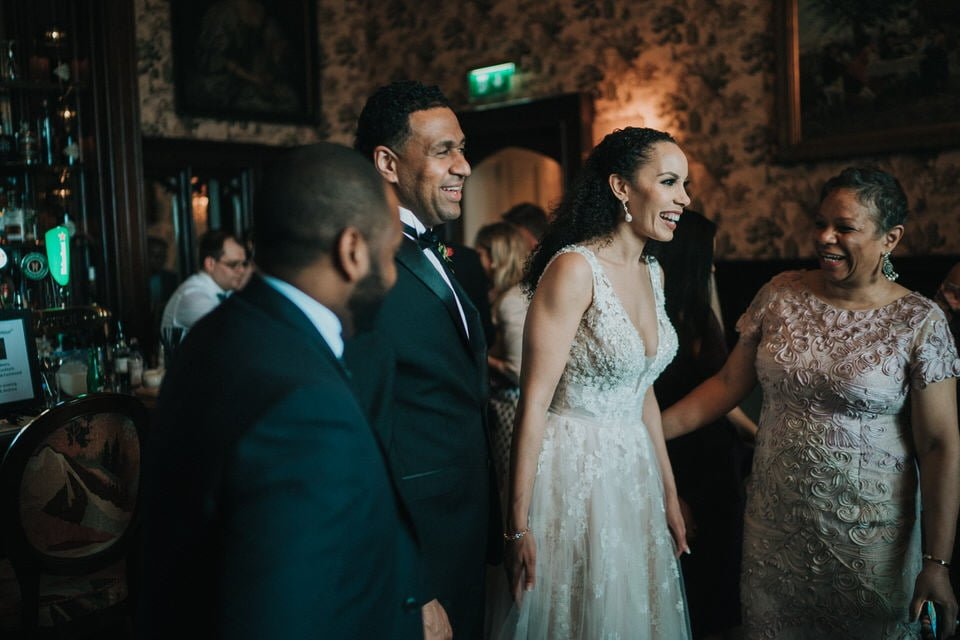Anjelica & Andrew - Markree Castle Destination Wedding Ireland 72