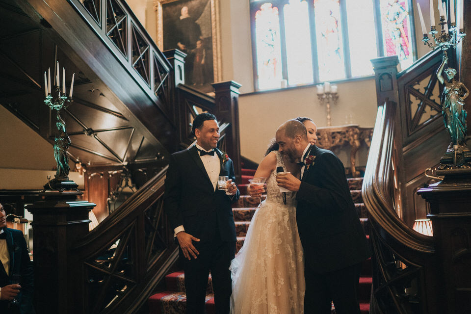 Anjelica & Andrew - Markree Castle Destination Wedding Ireland 77
