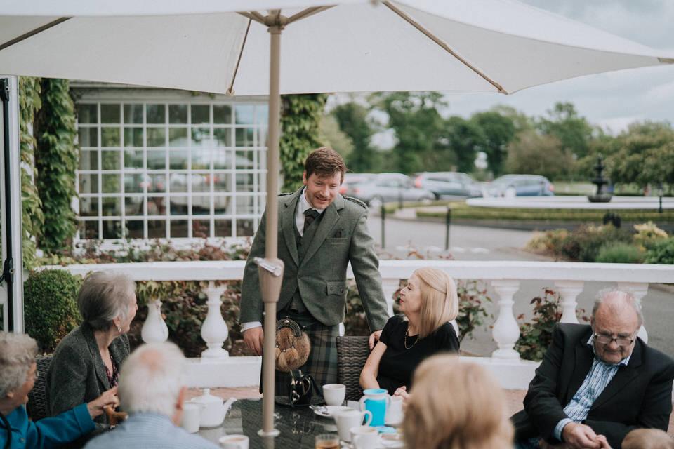 Crover House wedding - Laura&Alasdair 23
