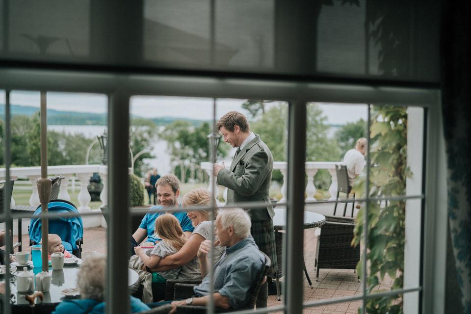 Crover House wedding - Laura&Alasdair 24