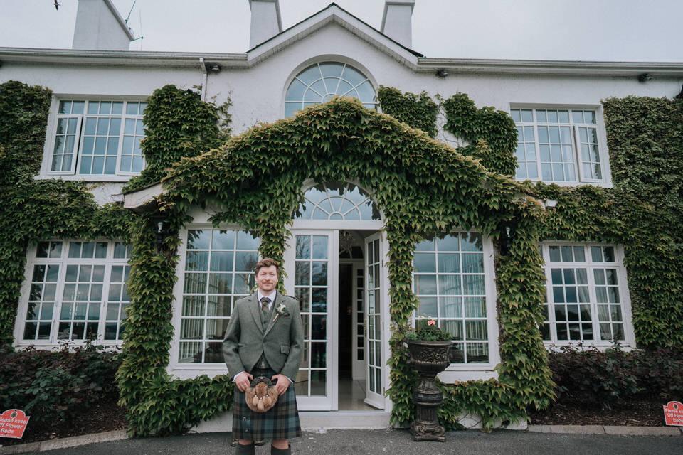Crover House wedding - Laura&Alasdair 58