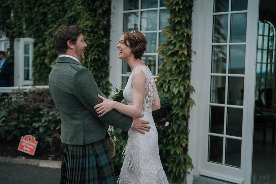 Crover House wedding - Laura&Alasdair 61