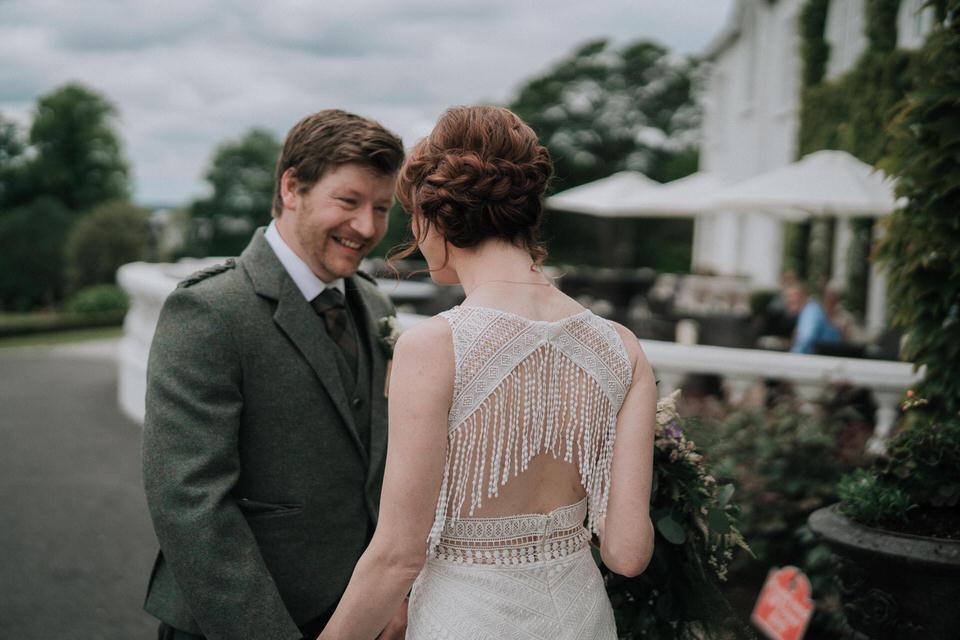 Crover House wedding - Laura&Alasdair 62