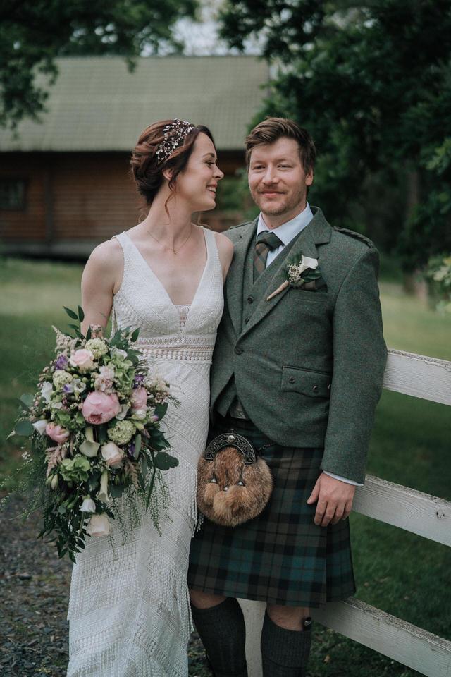 Crover House wedding - Laura&Alasdair 65