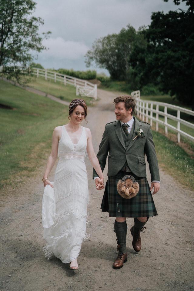Crover House wedding - Laura&Alasdair 66