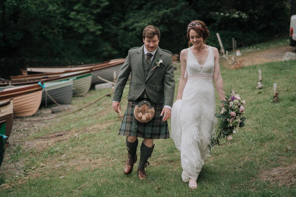 Crover House wedding - Laura&Alasdair 71