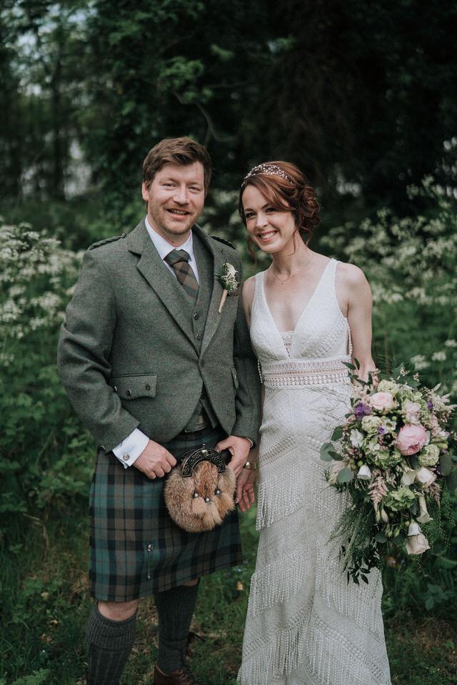 Crover House wedding - Laura&Alasdair 93