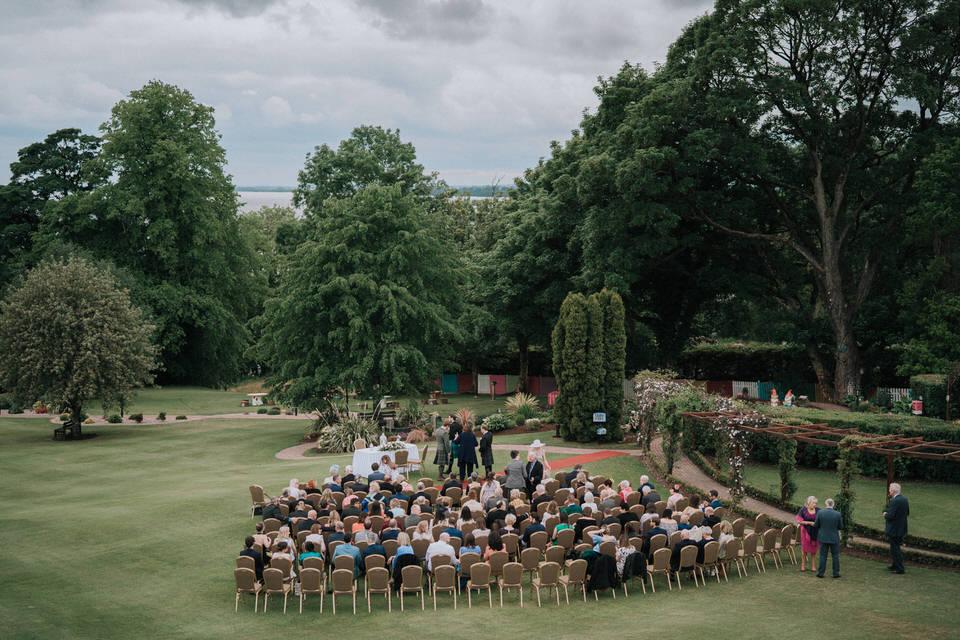 Crover House wedding - Laura&Alasdair 124